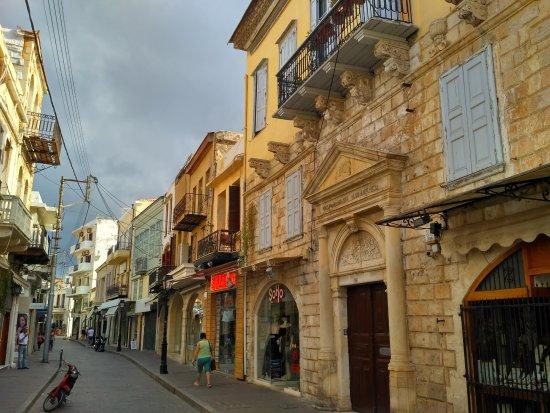 Ρέθυμνο, Ελλάδα: Старый город