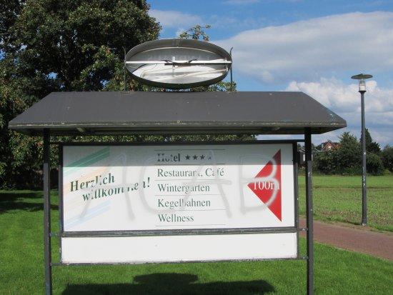 Raesfeld, Deutschland: Schon bessere Zeiten gesehen