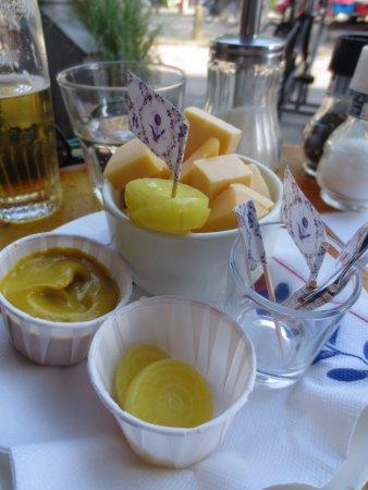 Cafe Thijssen: jonge kaas