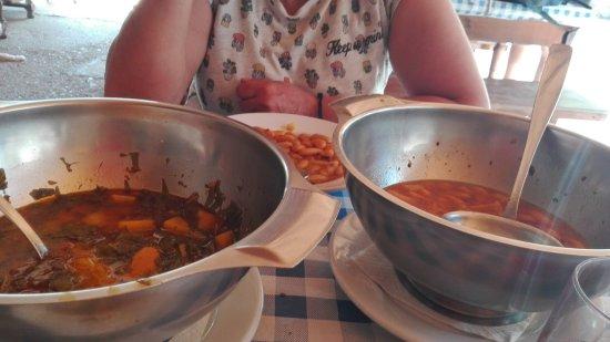 Cain, Spain: esto es lo que sobro y no fuimos capaces de comer