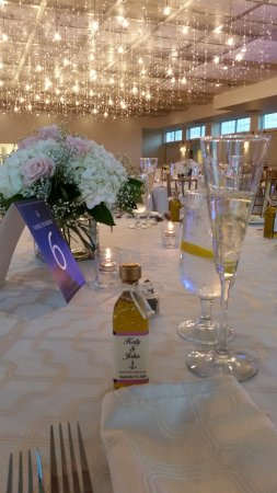 Pawcatuck, CT: Wedding Favor - The Atlantic Resort 2016 - Capizzano Olive Oils & Vinegars Featured