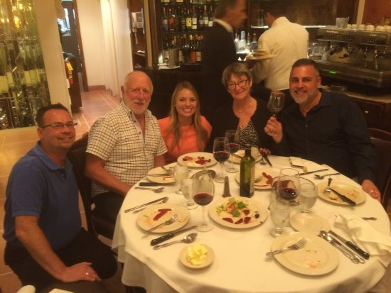 Patsy S Italian Restaurant Nice Family Dinner At