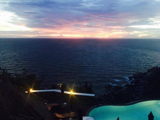 Aminjirah Resort: View