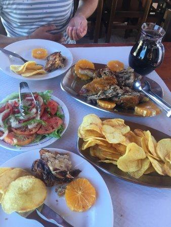 Mexilhoeira Grande, Portugal: Restaurante A Choupana