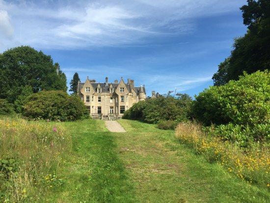 Invergarry, UK: Weg zum See