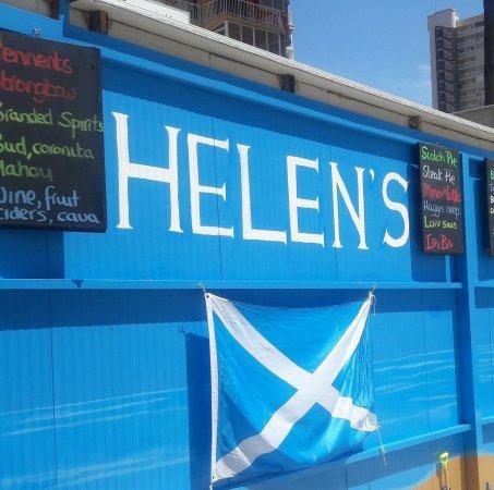 Helen's Tartan Shamrock : All welcome!