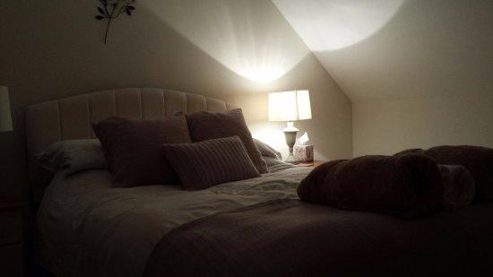 Abergavenny, UK: Top floor bedroom