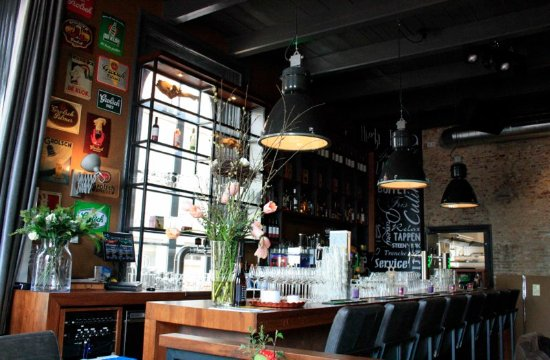 Steenwijk, The Netherlands: Cafe