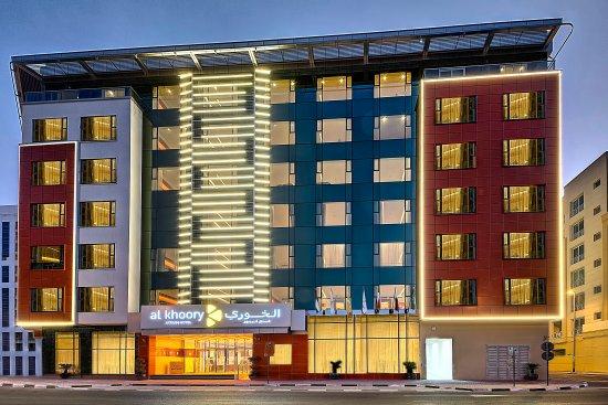 Al Khoory Atrium Hotel Dubai Bewertungen