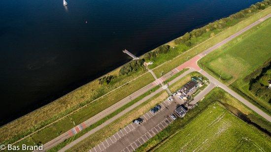Brouwershaven, เนเธอร์แลนด์: Even Pauze van boven