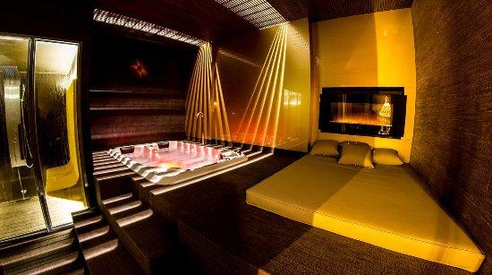 Hotel & Spa Balfagon: Spa privado