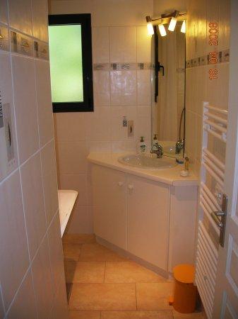 Colonzelle, Francja: Une des salle de bains