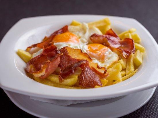 Ansalonga, أندورا: huevos
