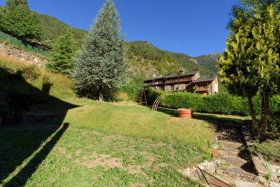 Ansalonga, Andorra: Expterior