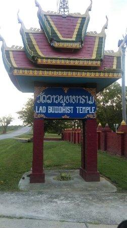 Sculpture side entrance picture of wat lao buddhist temple murfreesboro tripadvisor - Lao temple murfreesboro tn ...
