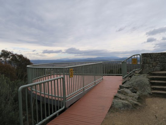 Mount Gladstone Lookout