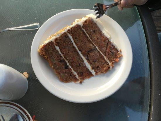Brighton, Utah: Carrot Cake