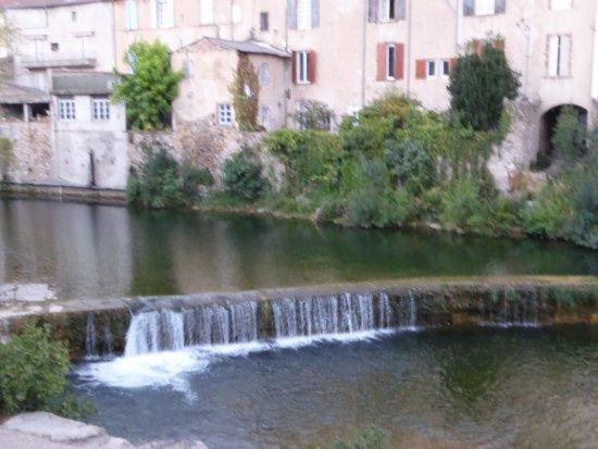 Lodeve, Frankrijk: Proximité de l'hôtel