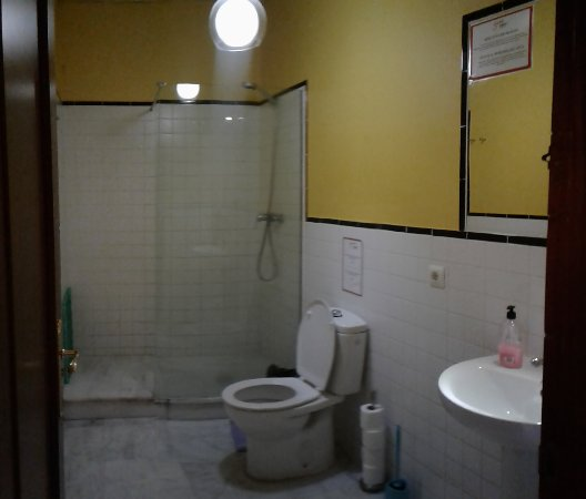 Samay Hostel Sevilla: salle de douche