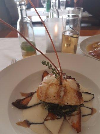 Stefados: Dieses Fischgericht war megggaaaaaa lecker..
