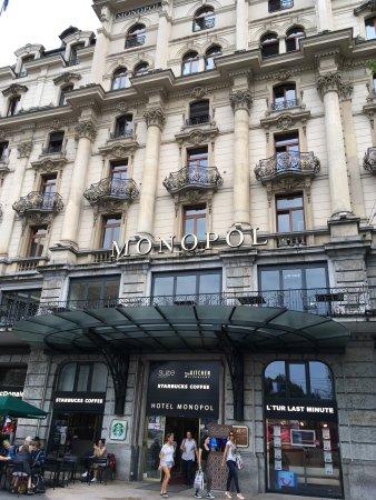 Hotel Monopol Luzern: photo0.jpg