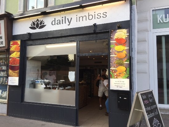 daily Imbiss: Front