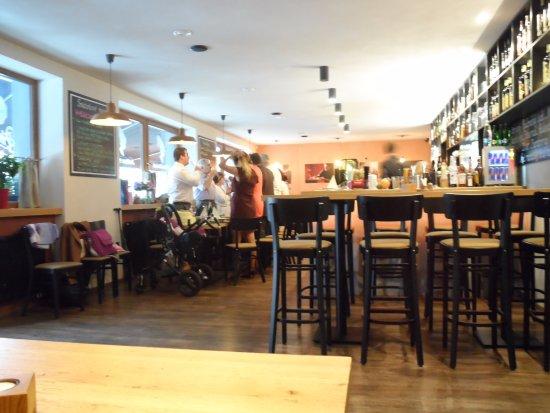 Moravian-Silesian Region, República Checa: Interiér restaurace