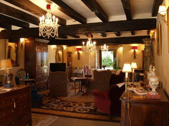 Hotel Palacio de la Pena : Uno de los salones