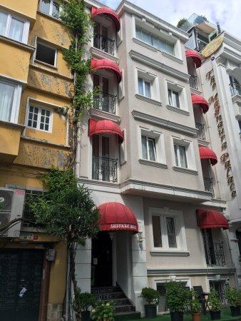 Aristocrat Hotel: أرستوقراط هوتل