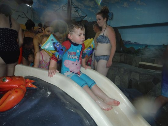 Kiddy Slide Fun Picture Of Subtropical Swimming Paradise Elveden Tripadvisor