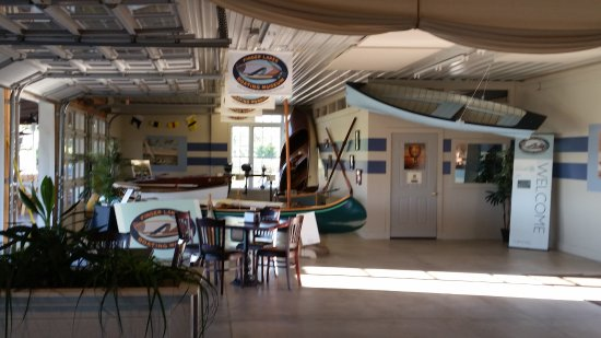 Romulus, NY: The Boat Museum