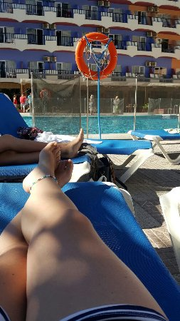 Hotel Monarque Fuengirola Park: 20160915_111840_large.jpg