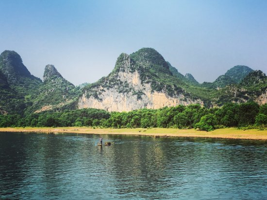 Guangxi, China: Incredible scenery and experience