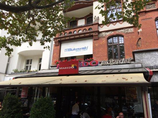 MAREDO Steakhouse Berlin Gedächtniskirche: ランチ