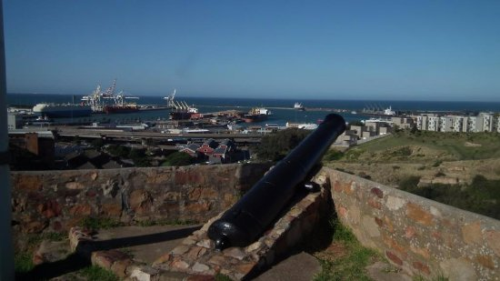 Fort Frederick: Guardin the harbour