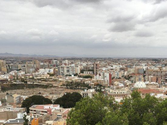 Castillo de la Concepción: Great views