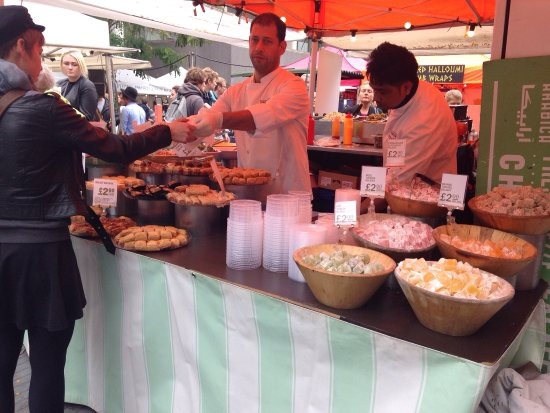 Southbank Centre Food Markets