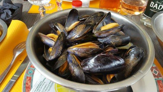 Le Cabestan : Wonderful lunch!