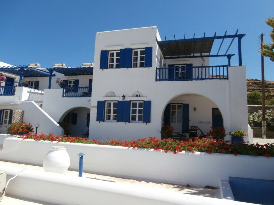 μερος  συγκροτηματος  Bungalows   Galini - Kionia Tinos   Cyclades   Greece