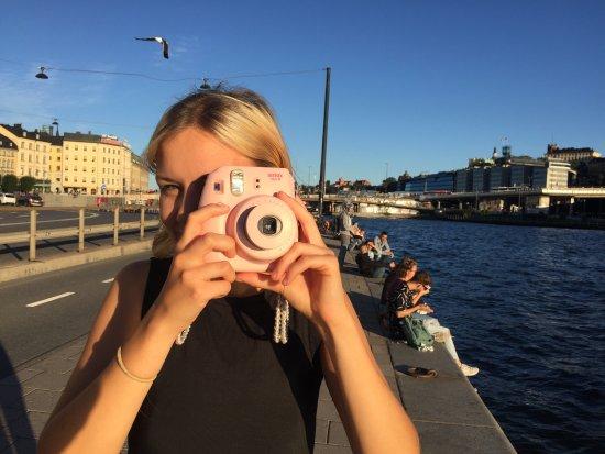 100 Point Challenge Stockholm