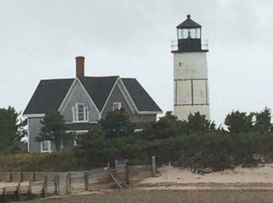 Lighthouse at barnstable