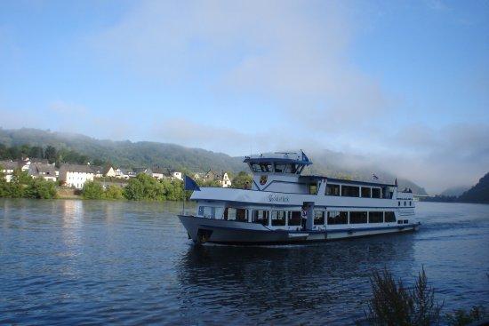 Alken, Germania: De boot