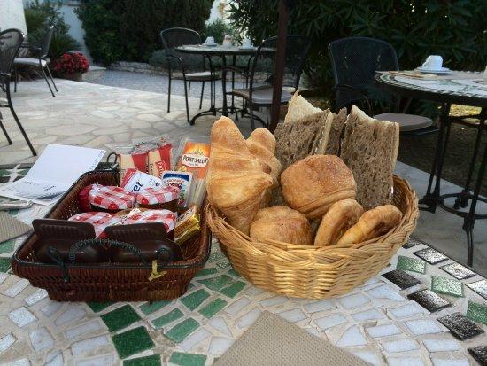 Hotel Marc Hely: Het Ontbijt