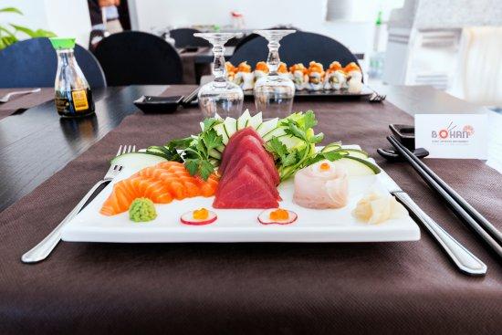 Japanese bohan photo de bohan sushi japanese for Accord asian cuisine