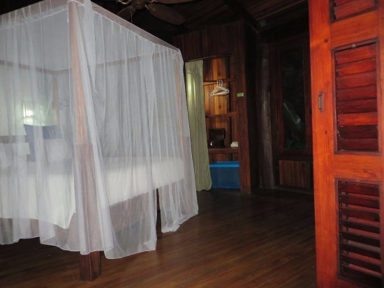 Playa Nicuesa Rainforest Lodge: cabina para dos personas