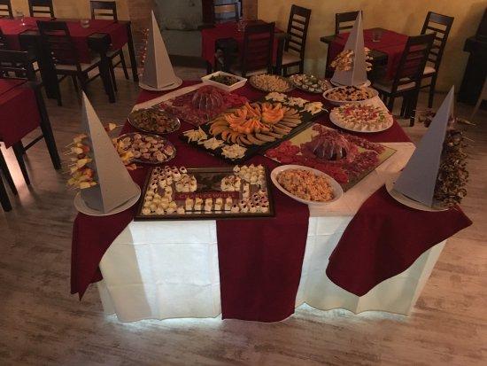"""Ristorante Locanda dell'Arco: 14 settembre 2016 buffet alla """"Locanda Dell'Arco"""" per il nostro aperitivo del mercoledì! Vi aspe"""
