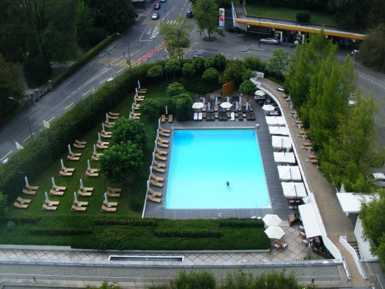 Potret Hotel InterContinental Geneve