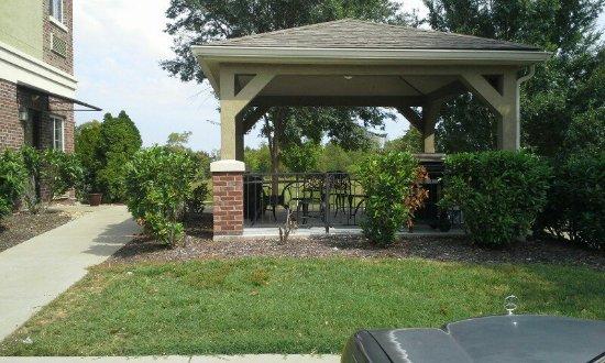 Candlewood Suites Murfreesboro : Patio
