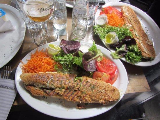 Krokantino : panini con tonno