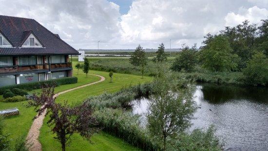 Katwoude, Holandia: Restfull surroundings from bedroom
